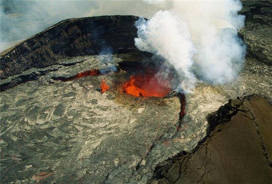 飞越火山之旅
