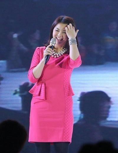 时尚辣妈:李湘