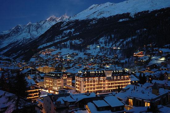 瑞士采尔马特
