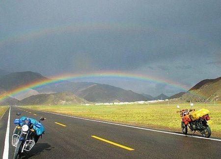 彩虹观赏地
