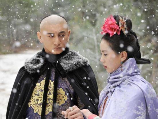 吴奇隆6段情 (图片源自网络)