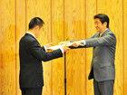 日本天皇向救人中国留学生授奖章