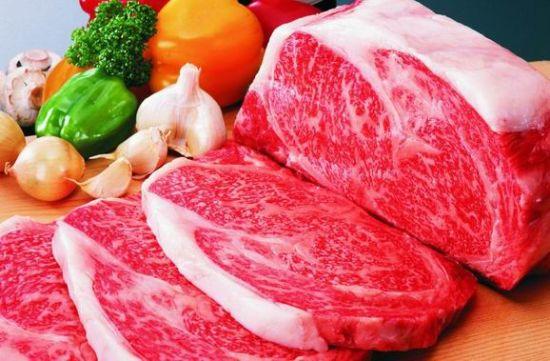 日本的神户牛肉