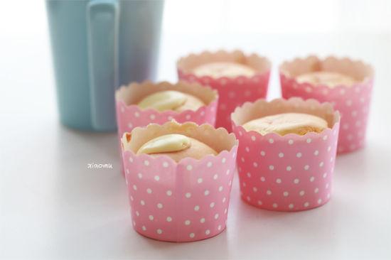 北海道戚风纸杯蛋糕