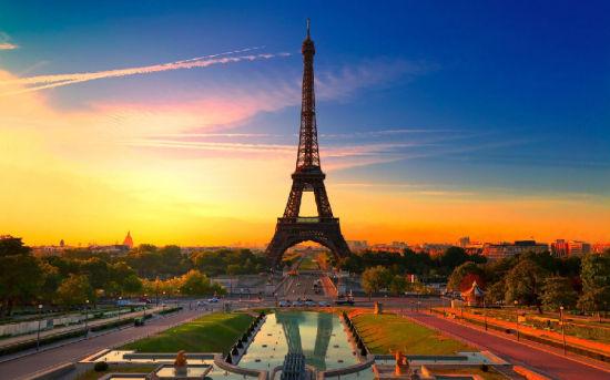 2) 左岸右转 - 巴黎