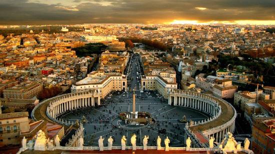 10) 大师的信仰 - 梵蒂冈