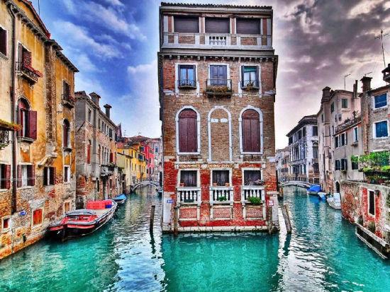 12) 商人未睡 - 威尼斯