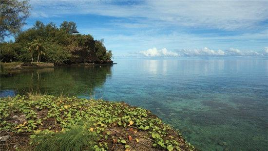 梦幻的群岛帕劳 太平洋上的彩虹国度(组图)