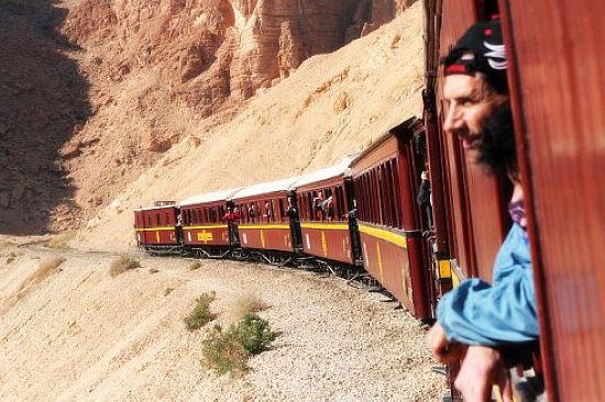 """奢华列车""""红"""""""