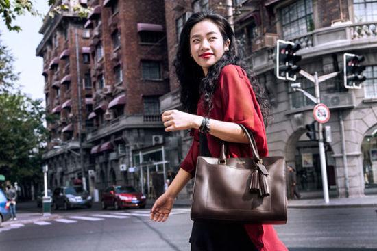 潮女广州街拍日记