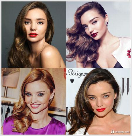 经典发型公开盘点发型千年不变的女星们