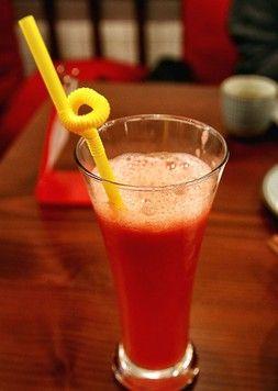 沙甜西瓜汁