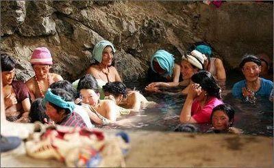 盘点全球男女混浴风俗最浓的地方