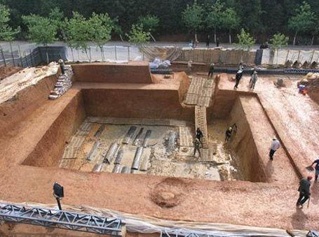 江西有史以来有研究价值古墓千年幽魂显真容