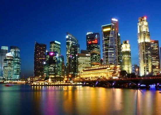 新加坡是购物天堂