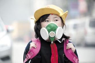宁波雾霾,教育局紧急通知,取消室外体育活动
