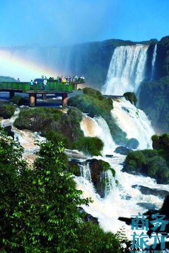 游伊瓜苏瀑布跨越半个地球也要去的地方