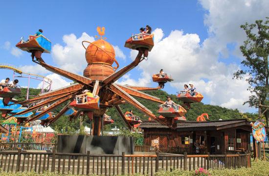 凤凰山海港乐园