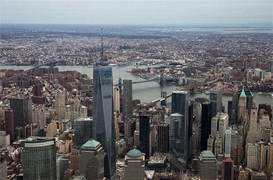 美国纽约世贸中心
