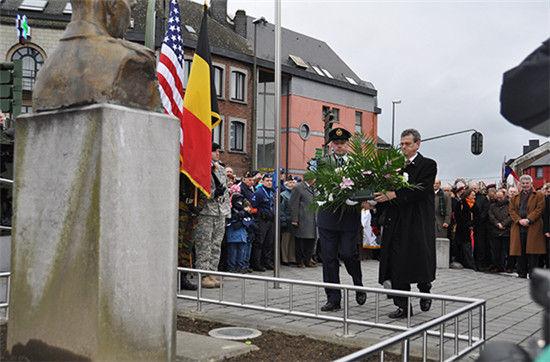 比利时一战100周年纪念