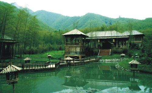 安吉天池温泉