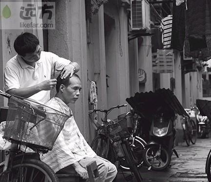 上海的弄堂
