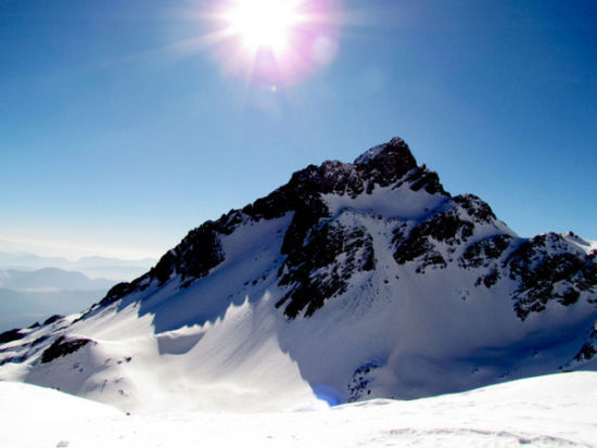 组图:冬季游大美云南探访玉龙雪山的美丽传说