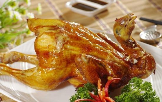 乌镇三珍酱鸡