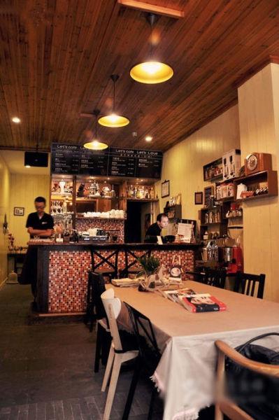 柔木咖啡馆--鼓楼店