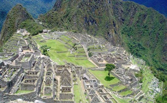 秘鲁(Peru) —— 逝去的黄金国