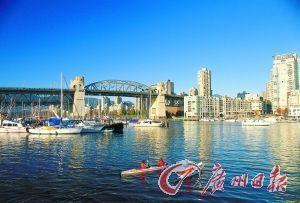 留步古镇探索加拿大温哥华宜居地起源(组图)