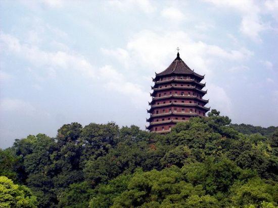 钱塘江六和塔