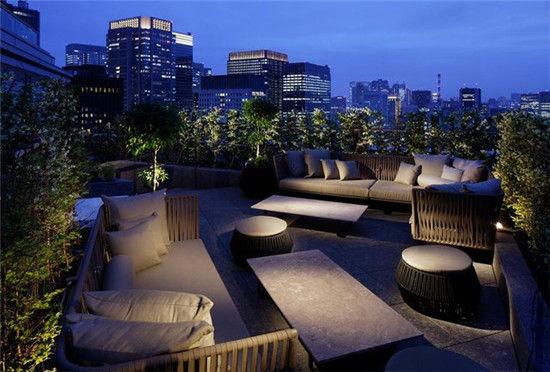 东京最奢华的酒店