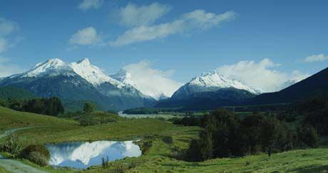 领略新西兰