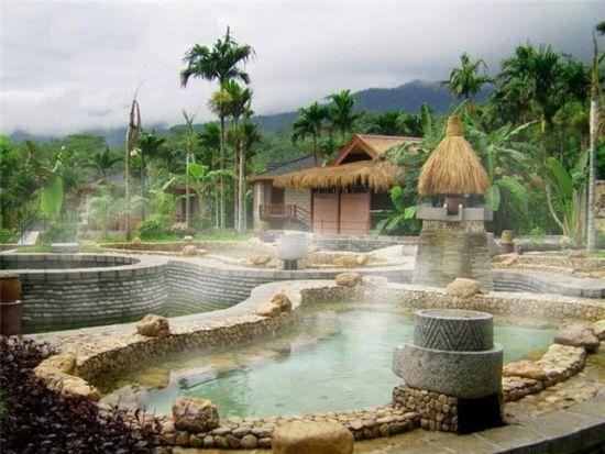 5大养生温泉
