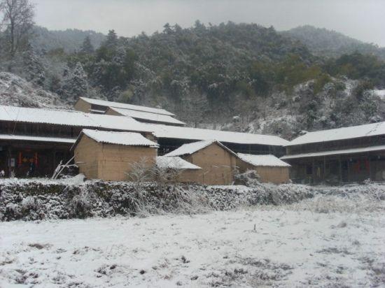 磐安大雪山景区