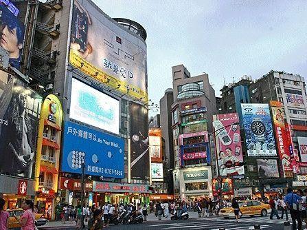 电影中的台湾经典地标