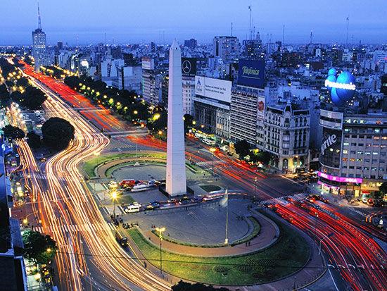 组图:双面阿根廷魅力感受血液里的冰火两重天