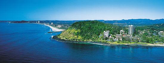 组图:畅游澳大利亚海岸感受南半球的灿烂夏日