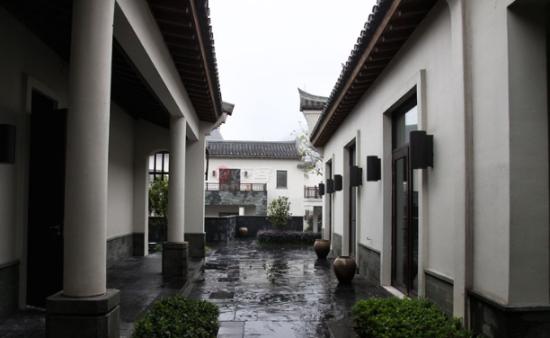 宁波钱湖渔港柏悦酒店中餐厅