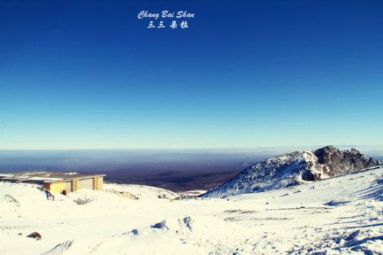 去吉林长白山享受大自然的神奇力量(组图)