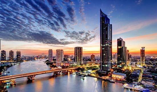在曼谷享受东京没有的超平价