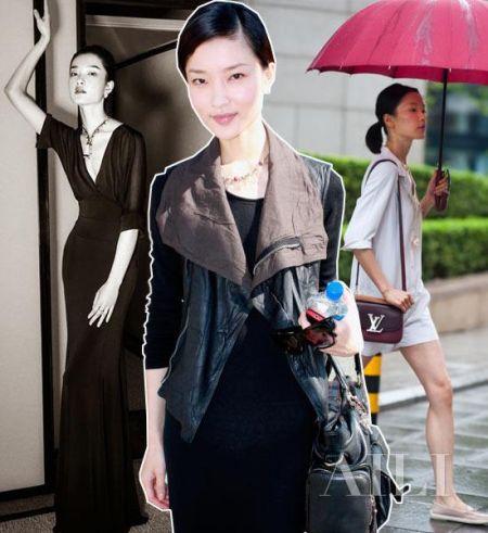 组图:中国第一超模杜鹃优雅演绎现代版古典美人