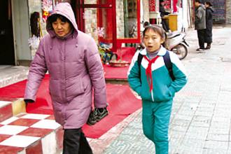 家长期盼,羽绒版校服,冬装校服保暖性