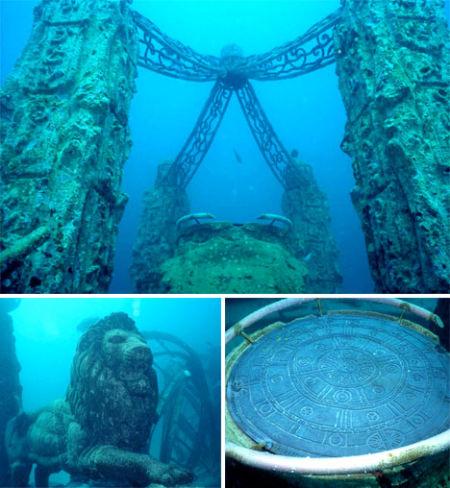 海王星纪念礁公墓(美国佛罗里达)
