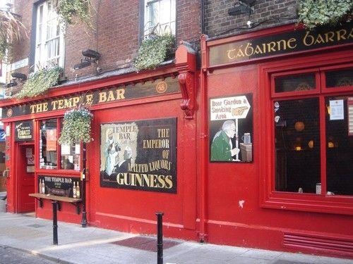 都柏林酒吧
