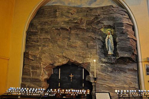 圣瓦伦丁长眠于都柏林