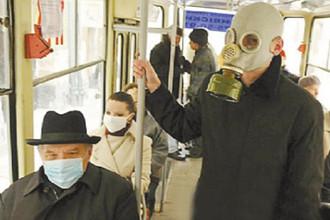 气温低加雾霾大,导致流感病毒加速传播