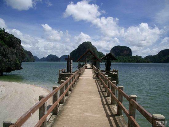 海边深情拥吻跟随林志颖走进浪漫普吉岛