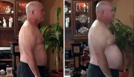 美国男子90天只狂吃麦当劳减重37磅(附图)